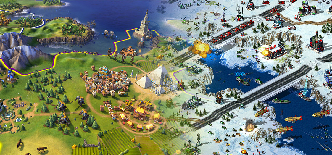 Top Strategy Games You Should Play Right Now