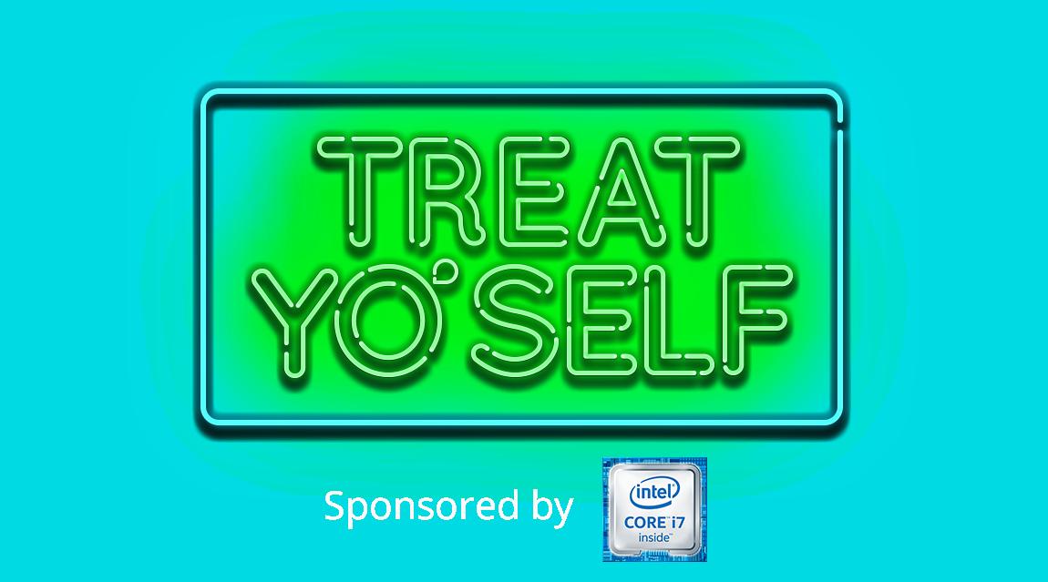 Treat Yo'Self Logo