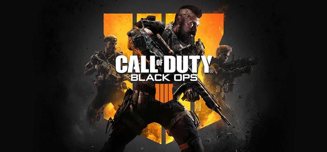 Call of Duty: Black Ops 4 Hub