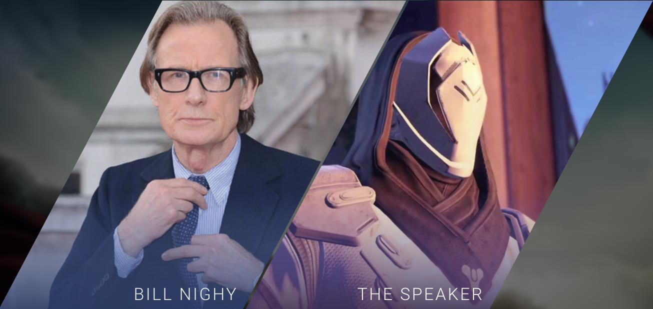 Bill Nighy - The Speaker