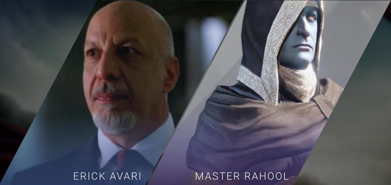 Erick Avari - Master Rahool