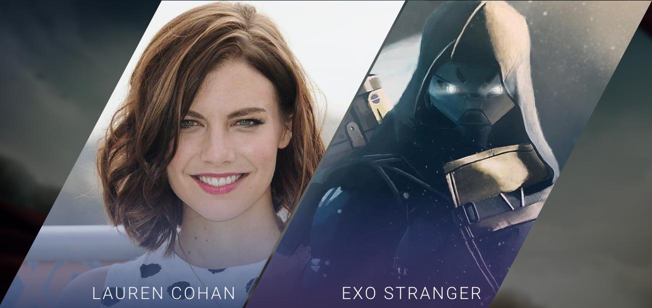 Laruen Cohan - Exo Stranger