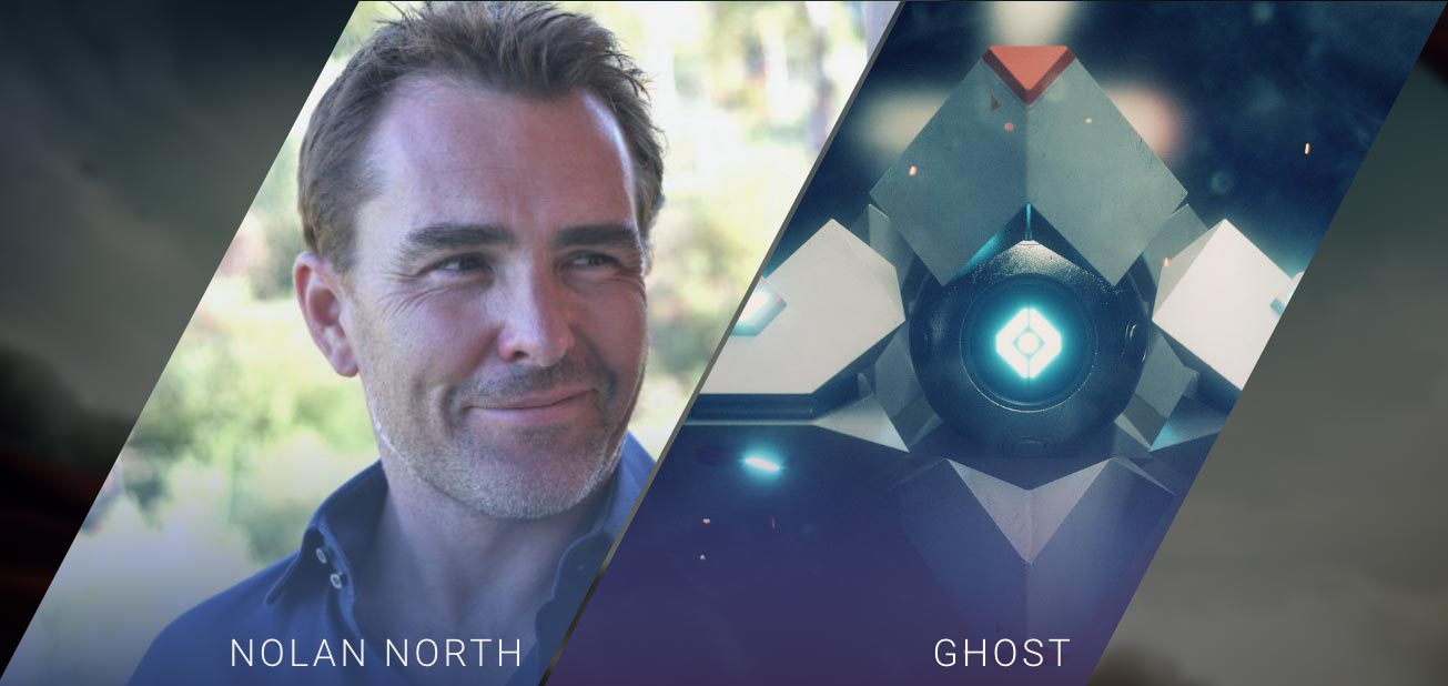 Nolan North - Ghost