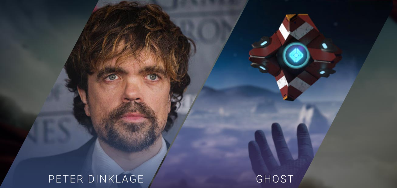 Peter Dinklage - Ghost
