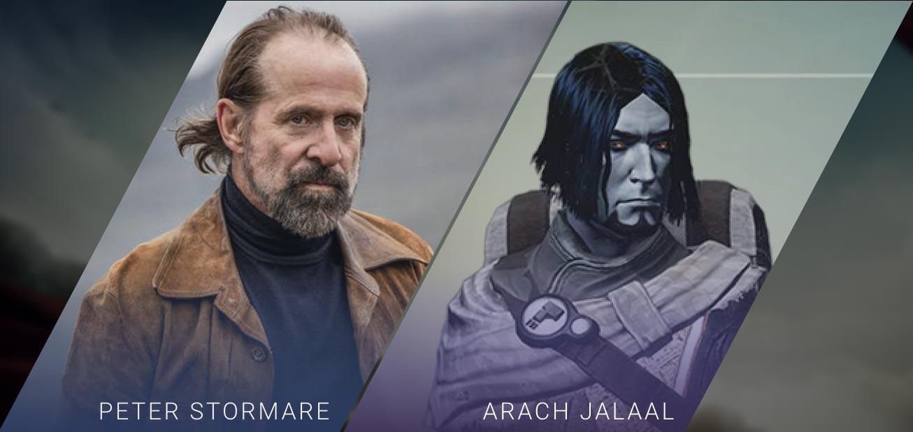 Peter Stormare - Arach Jalaal