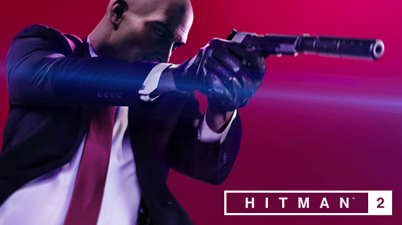 Green Man Gaming Hitman 2 Giveaway